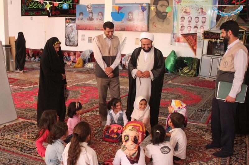 فعالیت های جهادی دانشجویان مشگین شهر در مناطق محروم